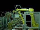開箱、裝箱、疊棧機器人 整廠規劃