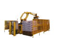 肥料包搬運疊棧機器人