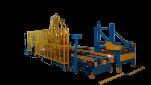 機器人棧板堆疊