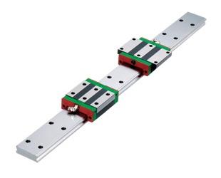 WE系列-寬幅型滾珠線性滑軌