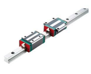 QH系列-靜音式重負荷型滾珠線性滑軌