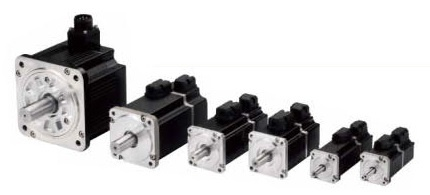AC伺服馬達(50W、100W、200W、400W)